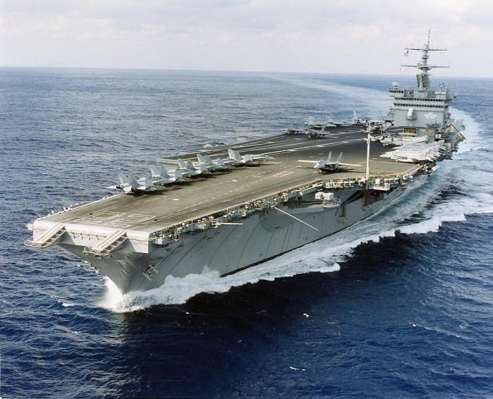 US ship from california to japan