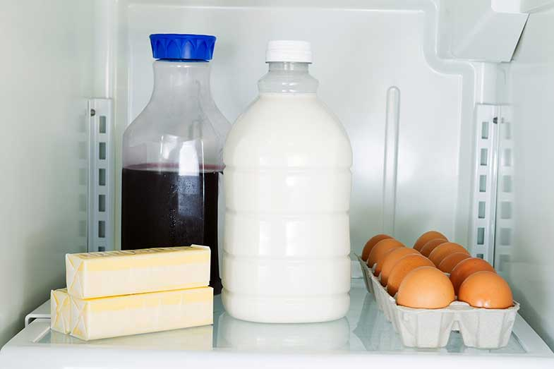 how long can milk be left out