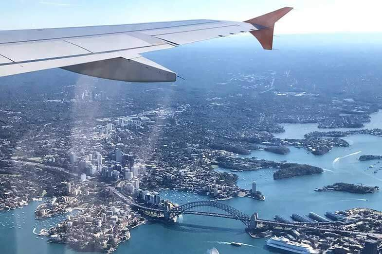 How Long Is a Flight from New York to Australia?