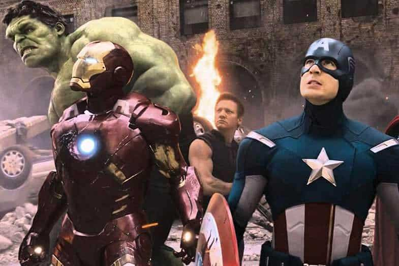 How Long Would It Take to Watch All the Marvel Movies?