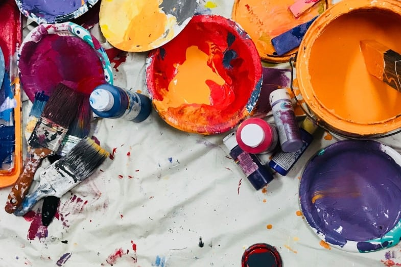 factors affecting how long paint dries