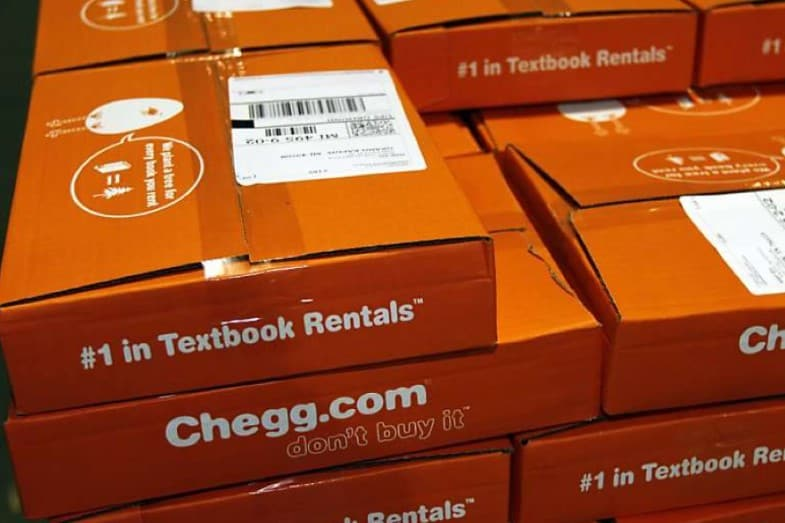 how much does chegg cost