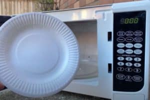 Can You Microwave Paper Plates? Is it Safe?