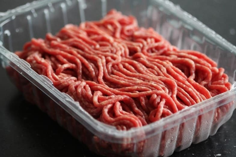 how long is raw ground beef good for in the fridge