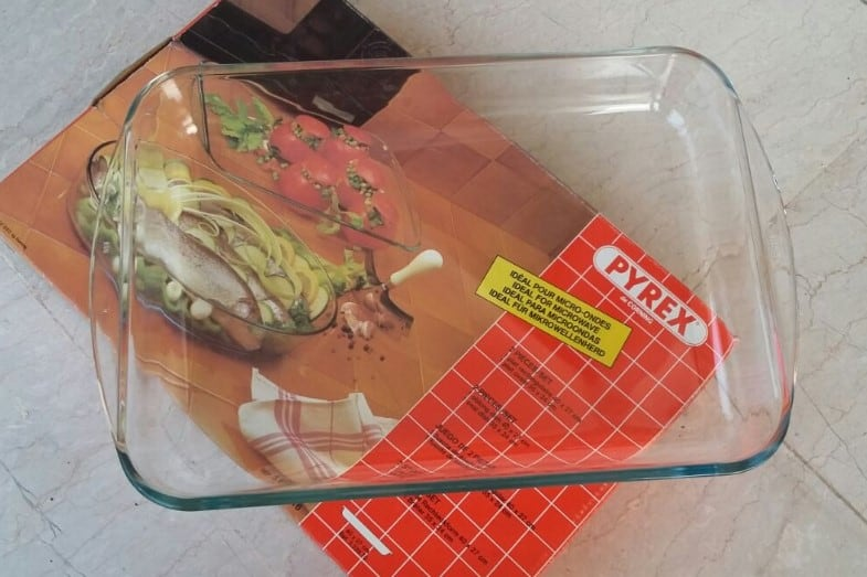 is pyrex safe for oven