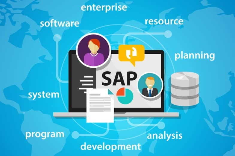 what is sap software