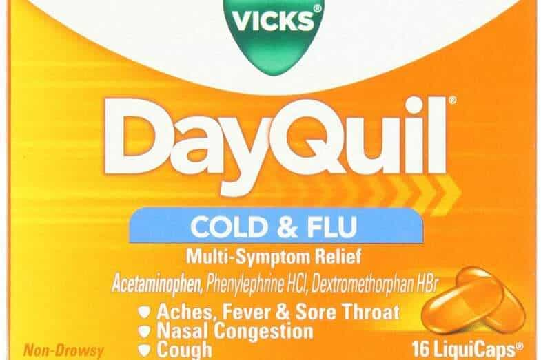 Can You Take DayQuil at Night? Will it Keep You Up?