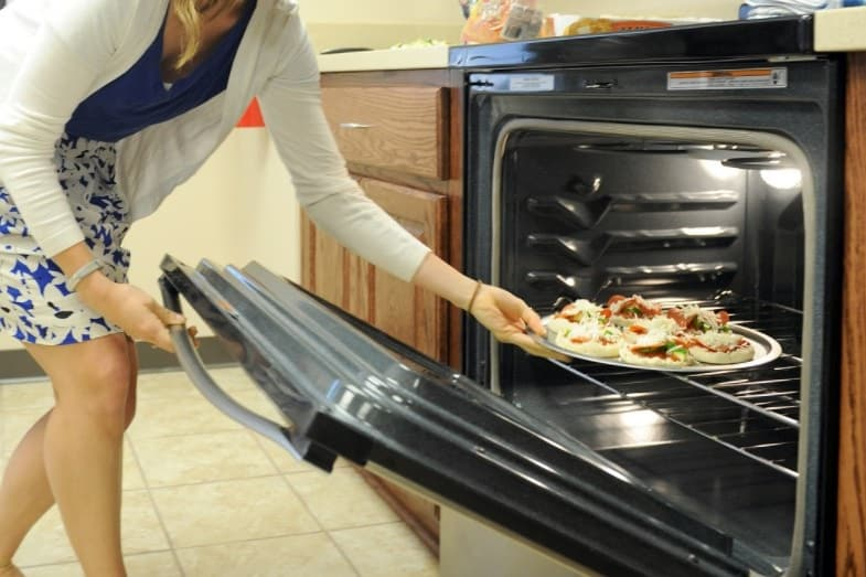 can cardboard go in the oven