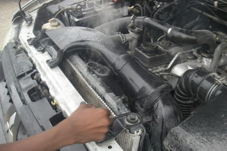 how long does it take for a car engine to get cold