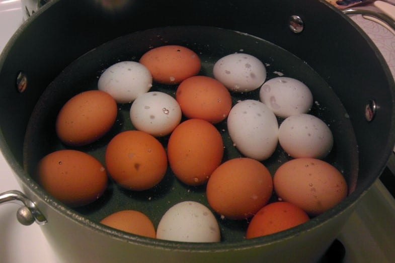 How Long Does It Take to Boil Eggs? Soft and Hard-Boiled