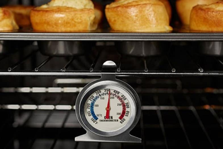 how to preheat oven before use