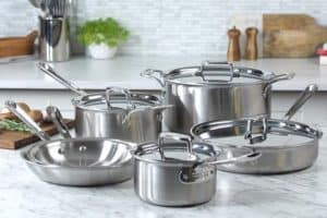 Read more about the article Is Stainless Steel Oven-Safe? Plus Pros and Cons