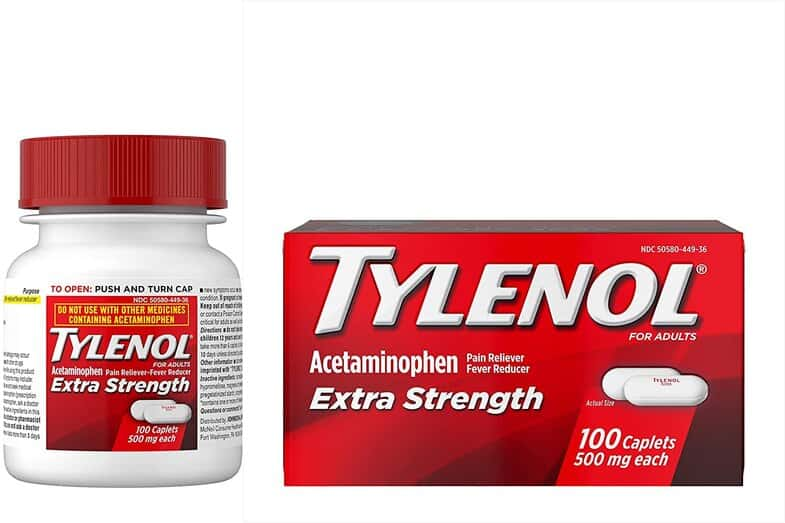 can you take tylenol and mucinex together