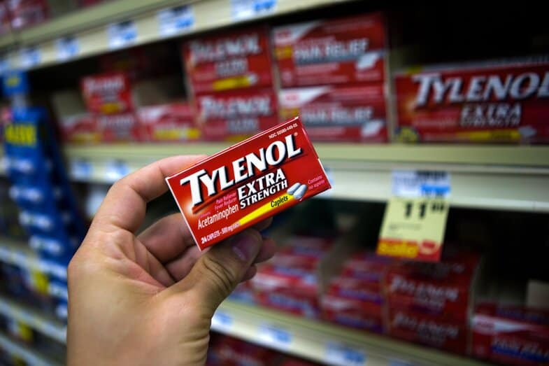 can i take tylenol on an empty stomach