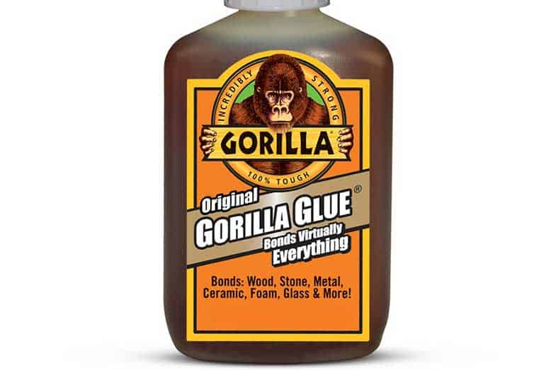 how long does it take for gorilla glue to dry