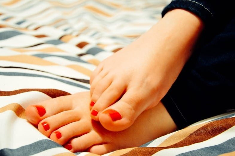 how long does it take for toenails to grow back