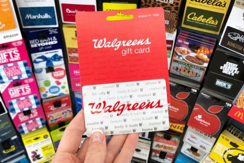 can you return a gift card to walmart