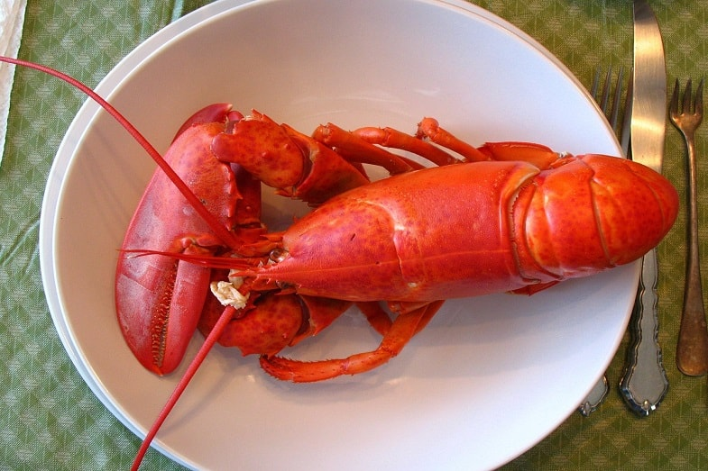how long does lobster take to cook