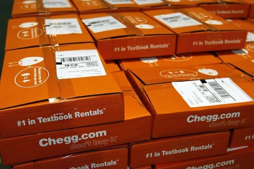 how to unblur chegg