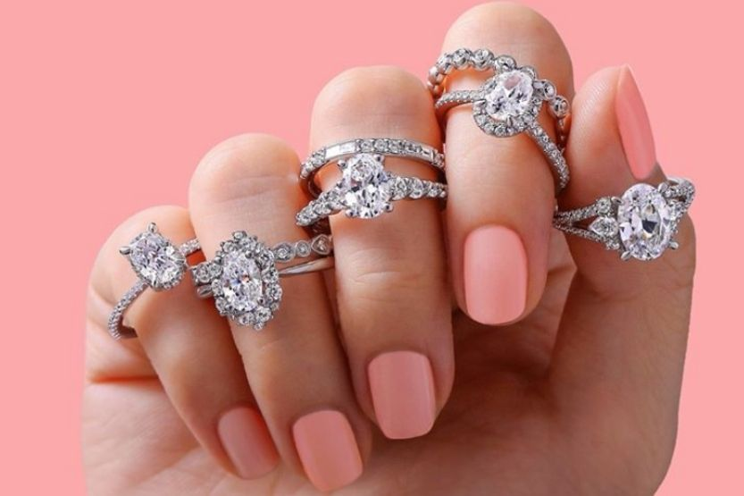 Gabriel and Co engagement ring reviews