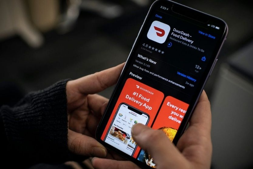 can you pay DoorDash with cash