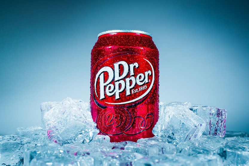 is dr pepper a coke product
