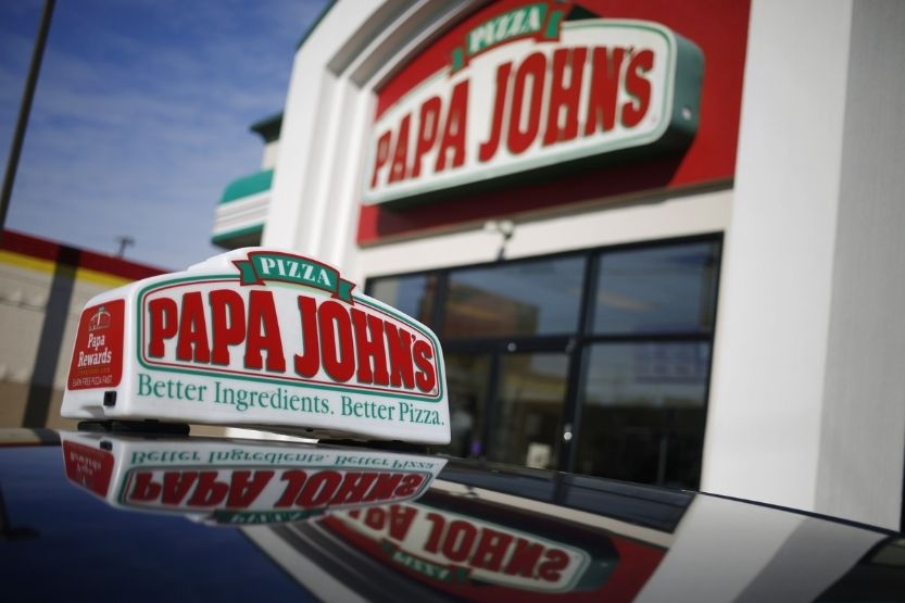 Papa John's delivery fee