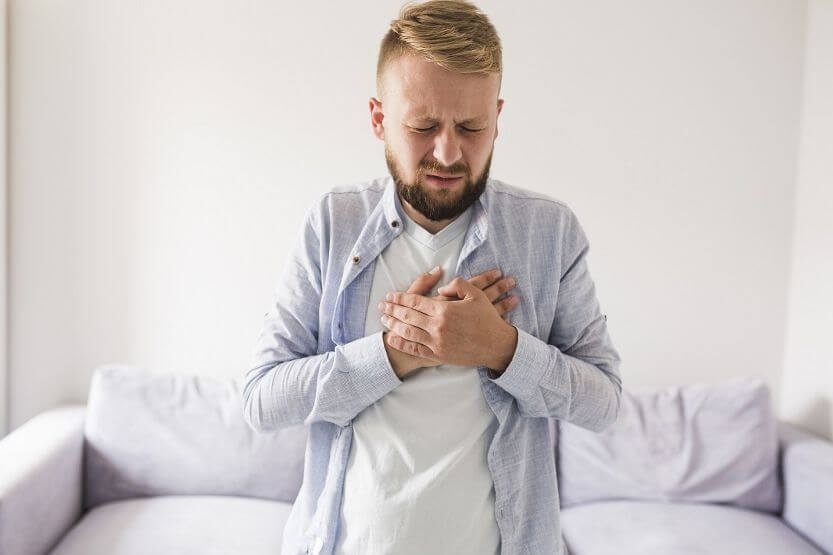 hot water for acid reflux