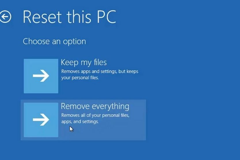 How Long Does a Factory Reset Take for Windows 10?