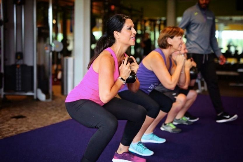 how much does an anytime fitness membership cost