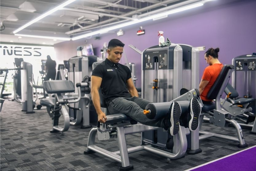 how much does anytime fitness cost