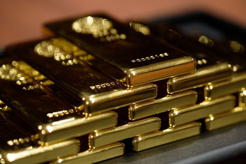 how much is a 1000g gold bar worth