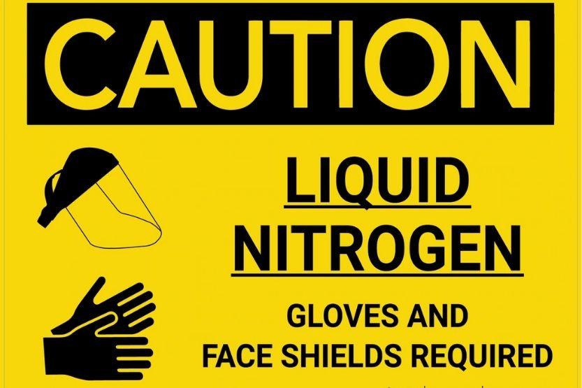 price of liquid nitrogen