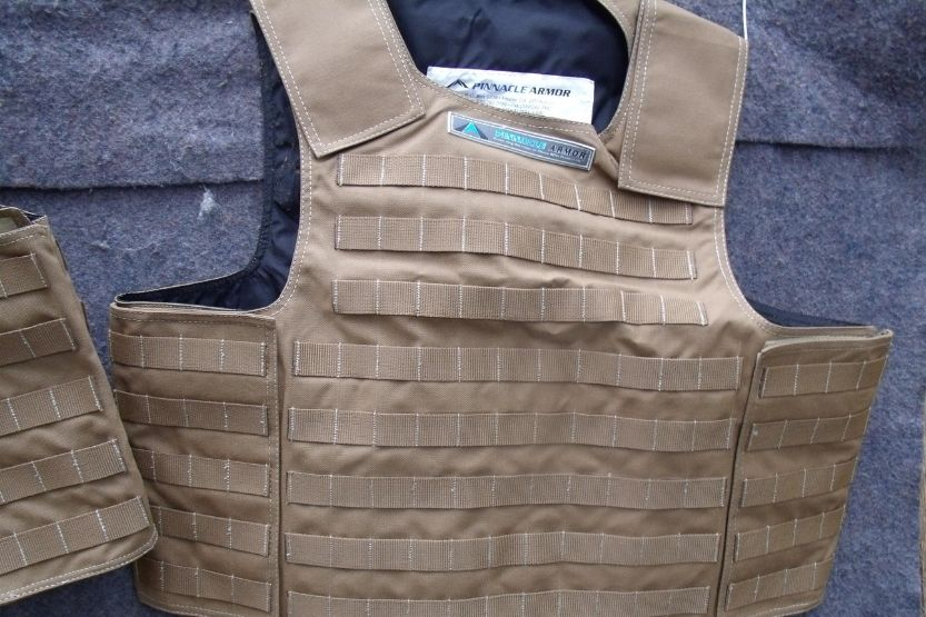 The Controversial Dragon Skin Body Armor